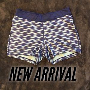 NIKE Dri-fit Run Fast Live Fearless spandex shorts
